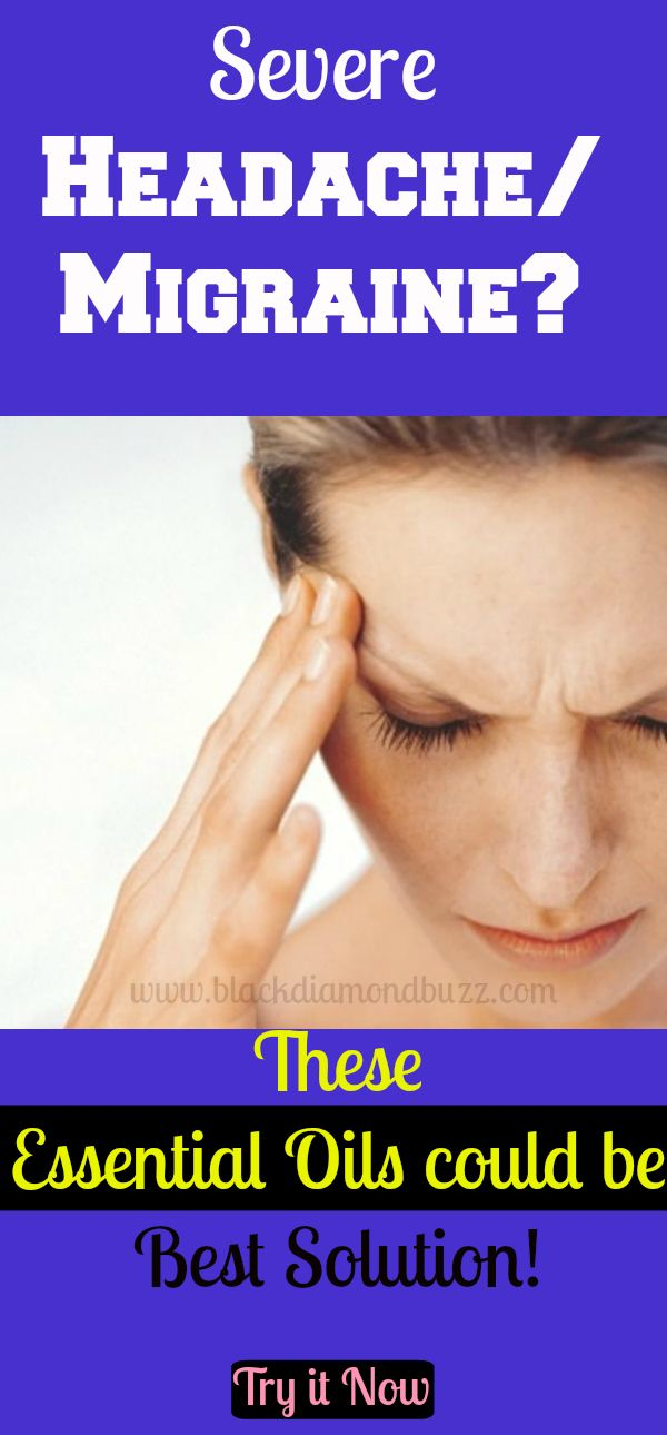 how to get rid of tension headaches naturally