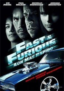 A Todo Gas 4(Fast and Furious 4,2009) Vista el24-abr-15
