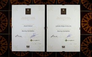 SCAE Roasting Intermediate certificates for La Crema Kaffe!