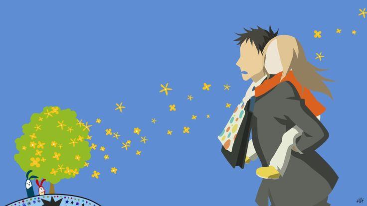 Daikichi and Rin Usagi Drop / Bunny Drop by darkprinceah