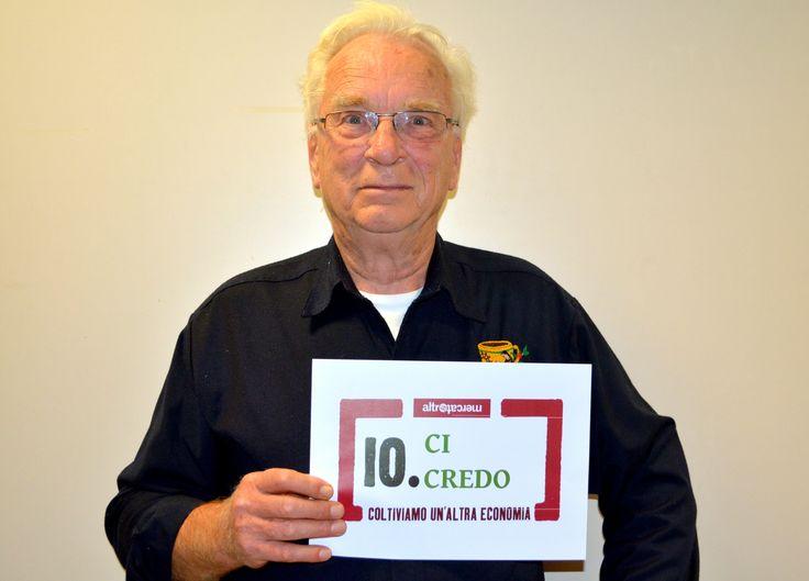 Francisco Van der Hoff - Fondatore del Commercio Equo e Solidale  http://www.altromercato.it/ioequo/sostenitori
