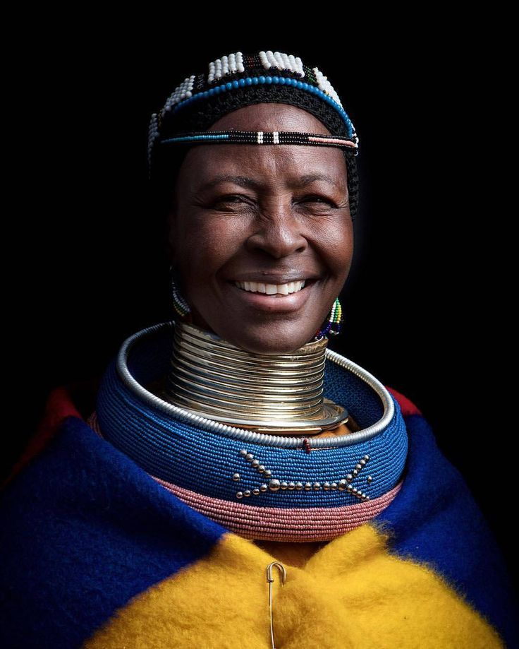 Africalynks — #Thisisafrica Great capture of Ndebele woman from...