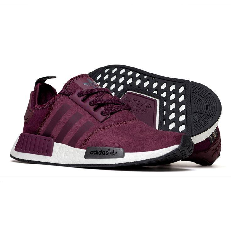 Adidas NMD Runner Feminino Burgundy