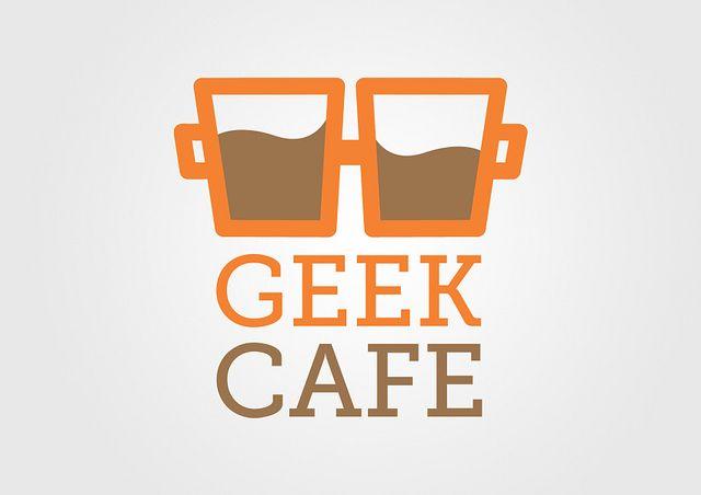 Geek Cafe logo by Willian Matiola, via Flickr