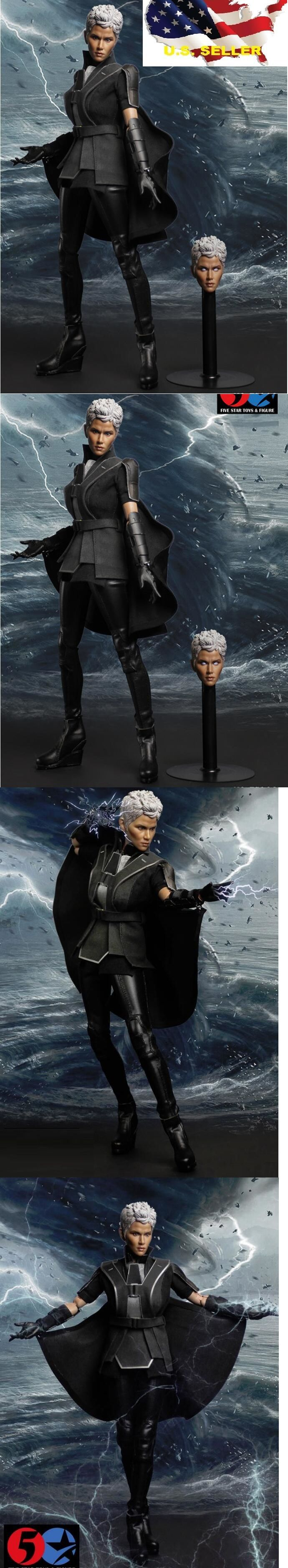 Other Action Figures 348: 1 6 Storm Superhero X-Men Full Set For Hot Toys Phicen Kumik Us Seller -> BUY IT NOW ONLY: $149.99 on eBay!