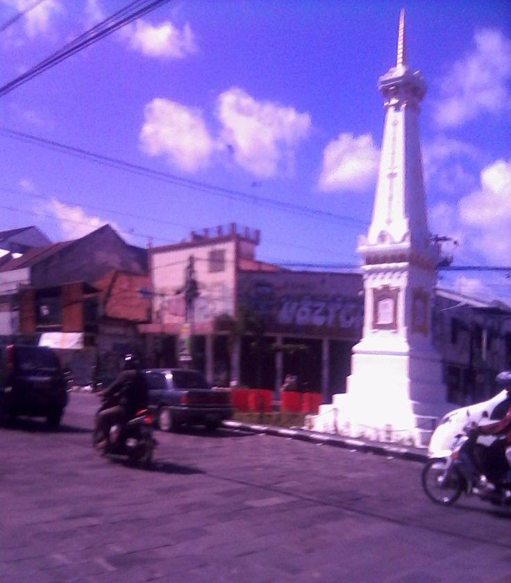 jogjakarta, city of art