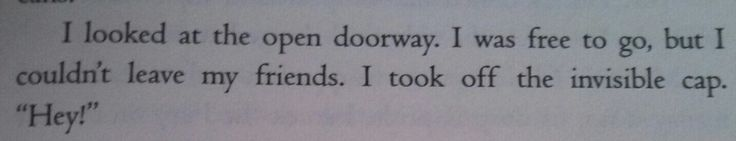Percy showing his fatal flaw in the very first book :o