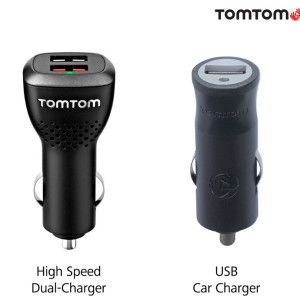 TOMTOM Dual Fast Car Charger