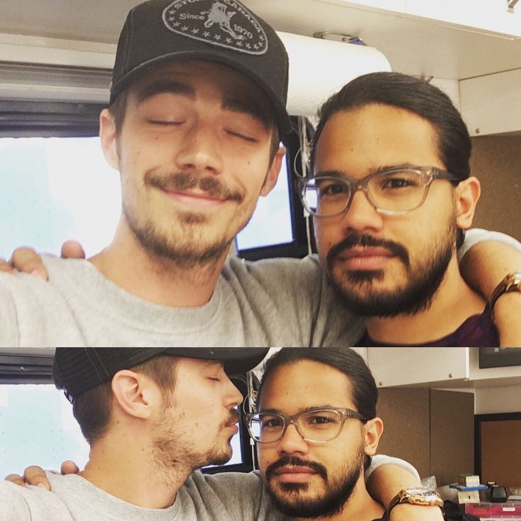 """Grant Gustin on Twitter """"I know @Tha_Los loves me as much as I love him. It's ok."""""""