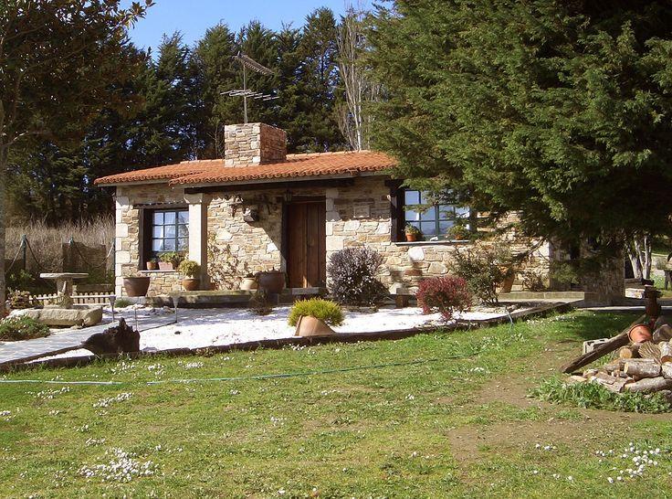 M s de 1000 ideas sobre casas rusticas mexicanas en - Casas rusticas en galicia ...