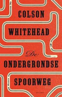 'Graag Gelezen', mijn boekenblog: 'De ondergrondse spoorweg', geschreven door Colson...