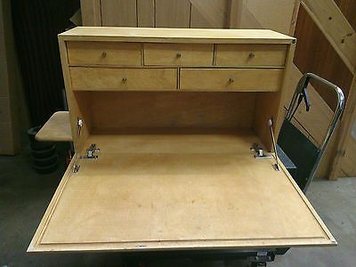 Wooden Craft / Model Makers / Workstation / desk / with