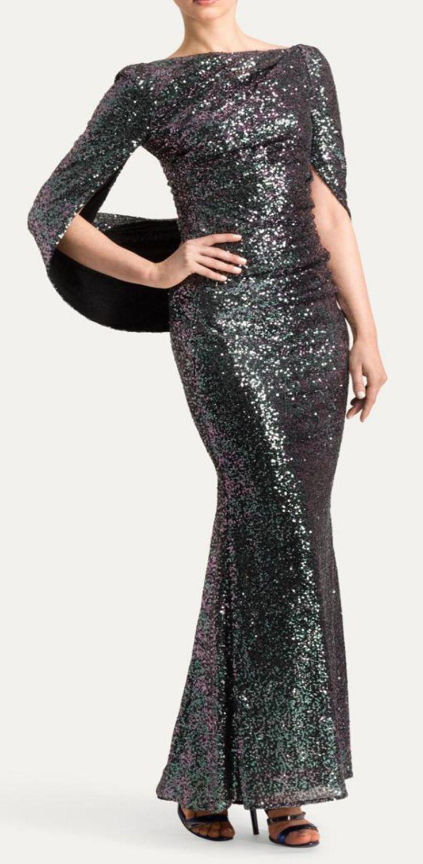 High-Fashion für Curvys von Talbot Runhof  Elbise