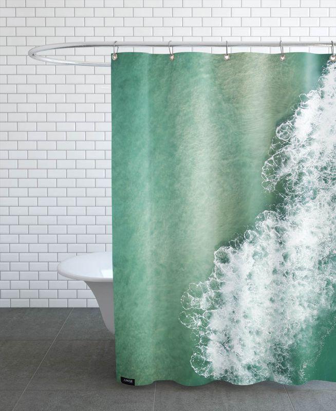 Die besten 25+ Badezimmer Duschvorhänge Ideen auf Pinterest