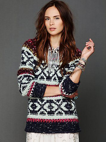 198 best Sweaters and other knitwear images on Pinterest ...