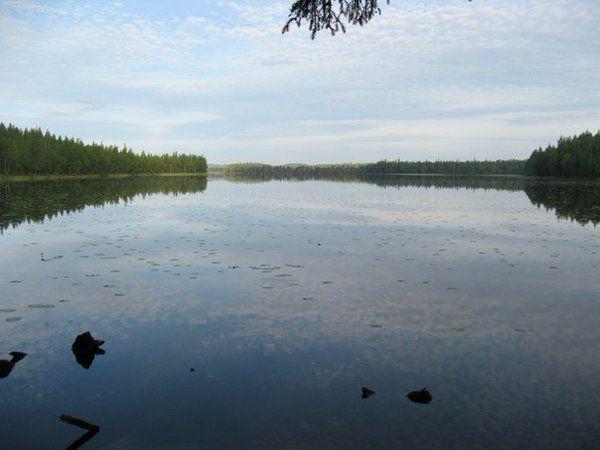 Республика Карелия. Река Кереть.