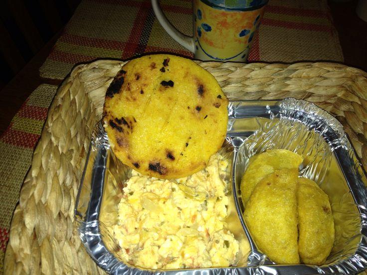 Desayunos típicos colombianos en Sydney