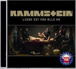 Liebe Ist Fur Alle Da PL-Rammstein