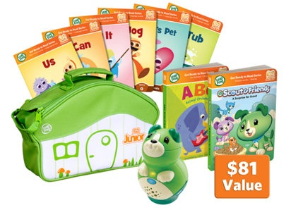 Tag™ Junior Get Ready for Preschool Bundle with Scout  #LeapFrogWishList