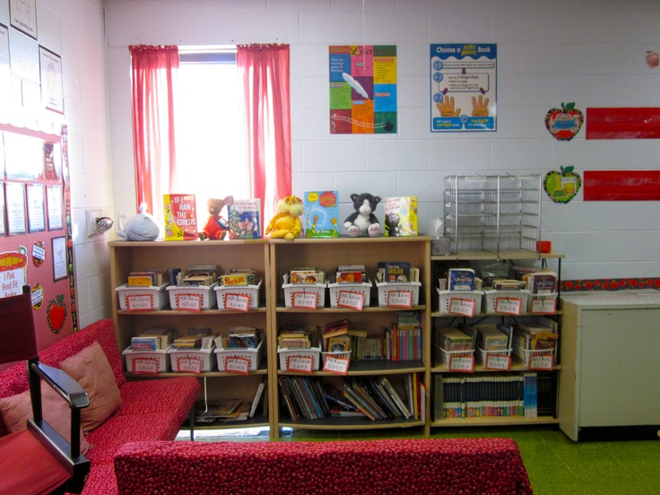 Classroom Library Design ~ Classroom library is for st grade pinterest