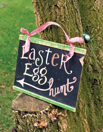 Great ideas for easter egg hunts with the real reason for easter!!!  Thank you Happy Home Fairy!