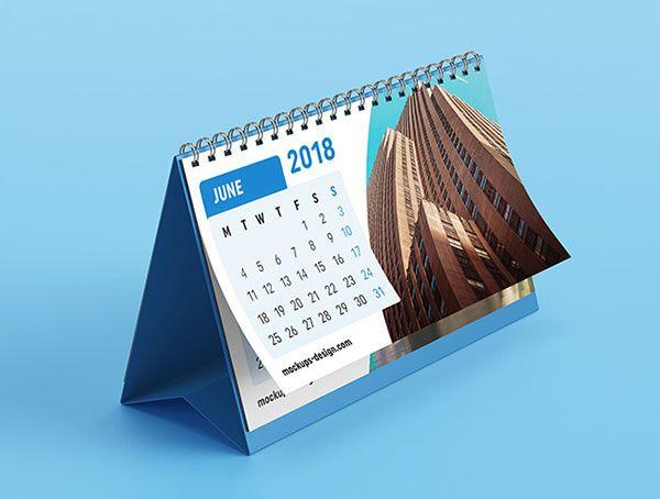 30 Best Free Table Desk Tent Wall Calendar Mockup Psd Files Desk Calendar Free Desk Calendar Mockup Desk Calendars