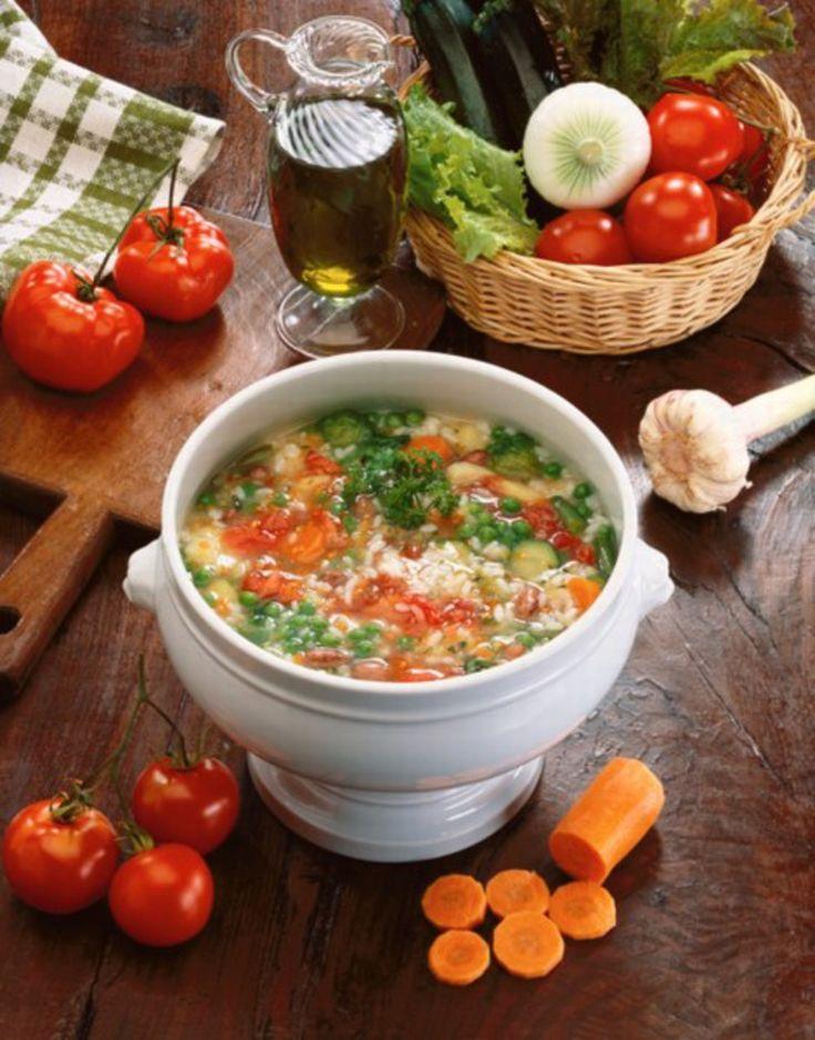 Zupa jarzynowa przepis - zupa jarzynowa