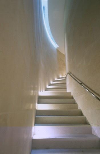 Giorgio Armani store in Vienna by Italian architect Claudio Silvestrin _