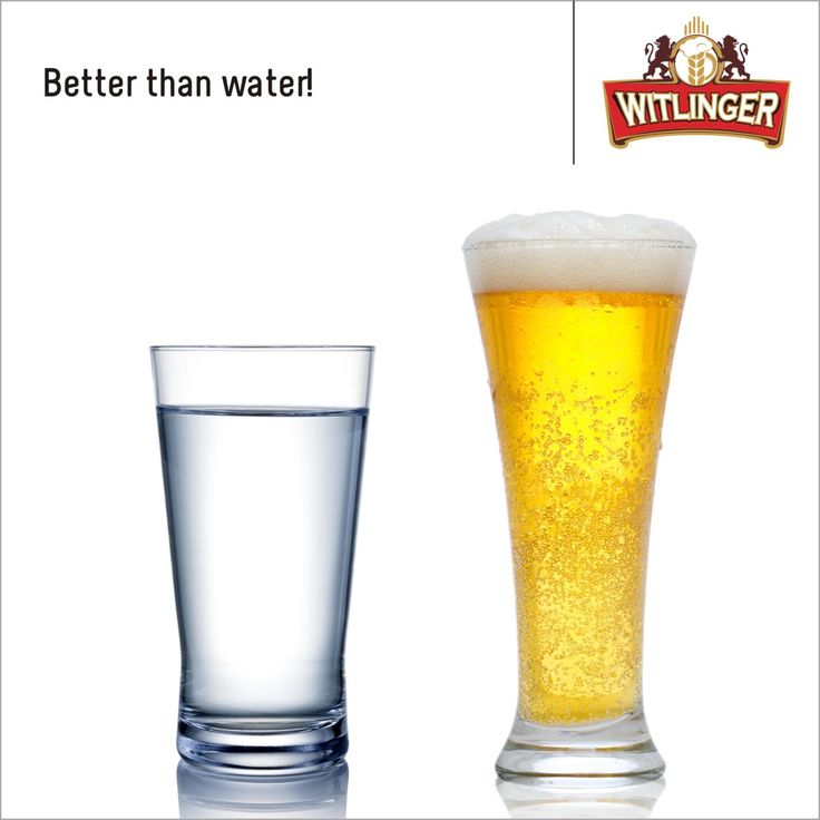 In the middle ages, beer was safer to drink than water! People chose to drink beer over water because the water was too contaminated. The alcohol in the beer made it safer to drink as it killed any impurities present. #BeerFacts #WitlingerBeer #WheatBeer #CraftBeer