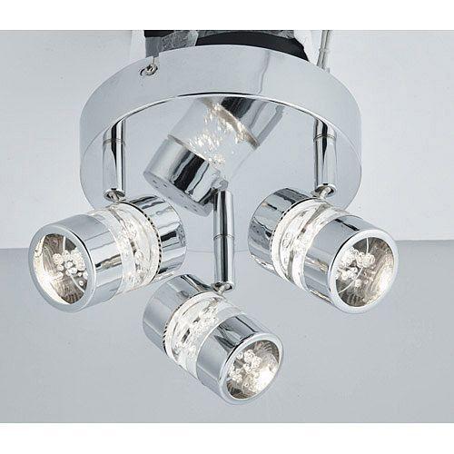 BUBBLES - kúpeľňové LED svietidlo stropné - 260mm