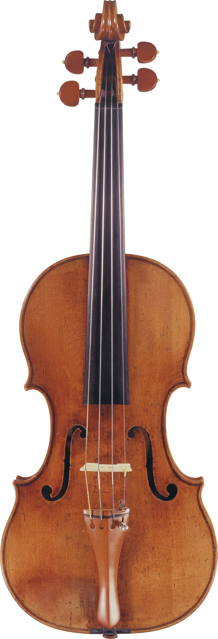 1693 Girolamo II Amati Violin with 351mm back from The Four Centuries Gallery