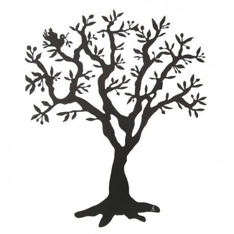 12 best olivier arbre images on pinterest abstract logo for Faux olivier arbre