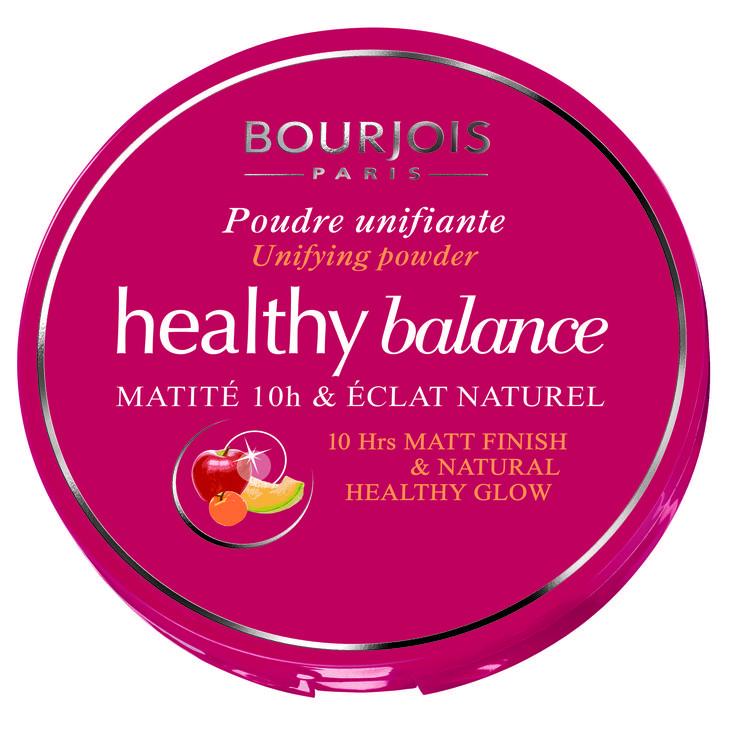 Healthy Balance compact powder