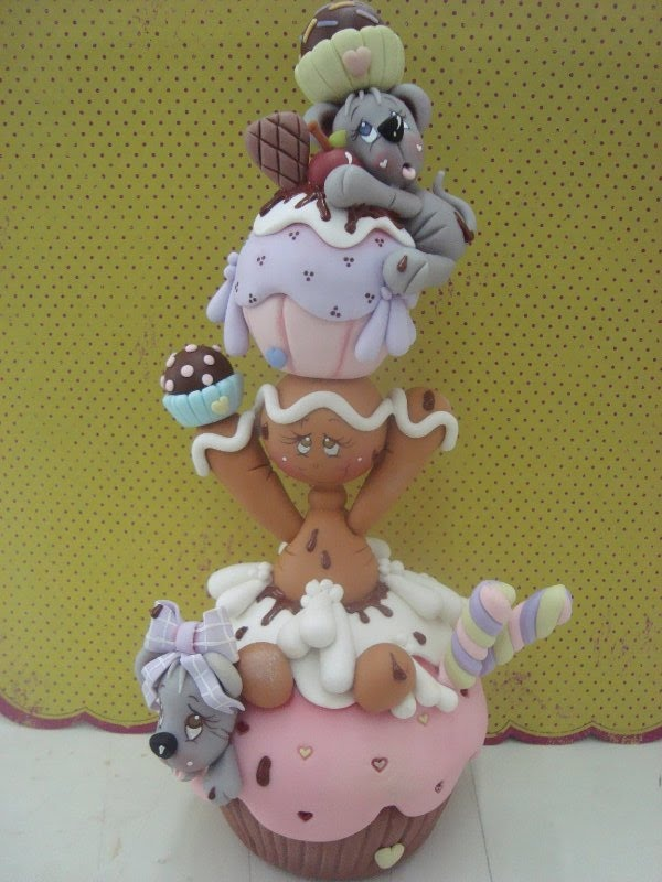 Cupcake for kids.