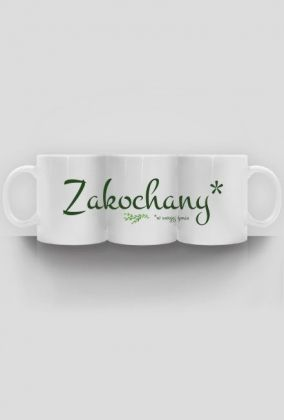 Zakochany - kubek - mug - in love with my wife