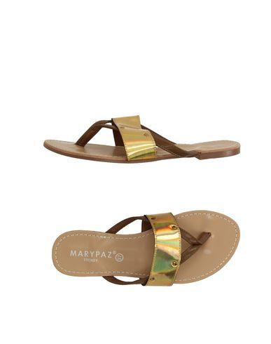 Marypaz® Women Flip Flops on YOOX. The best online selection of Flip Flops Marypaz®. YOOX exclusive items of Italian and international designers - Secure payments - Free ...