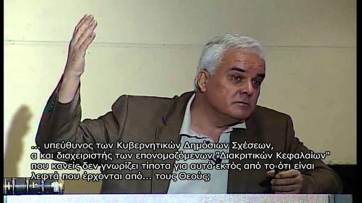 DR. RATH OMILIA ATHINA 30 APRILIOY 2012( me ellinikous ypotitlous) (with...