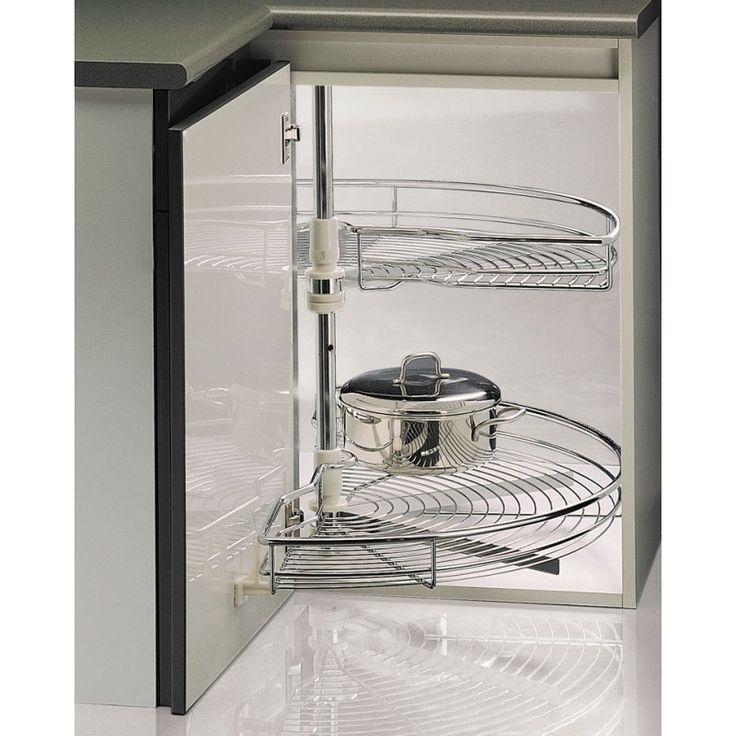 Las 25 mejores ideas sobre armarios de cocina de esquina for Armarios de cocina esquineros