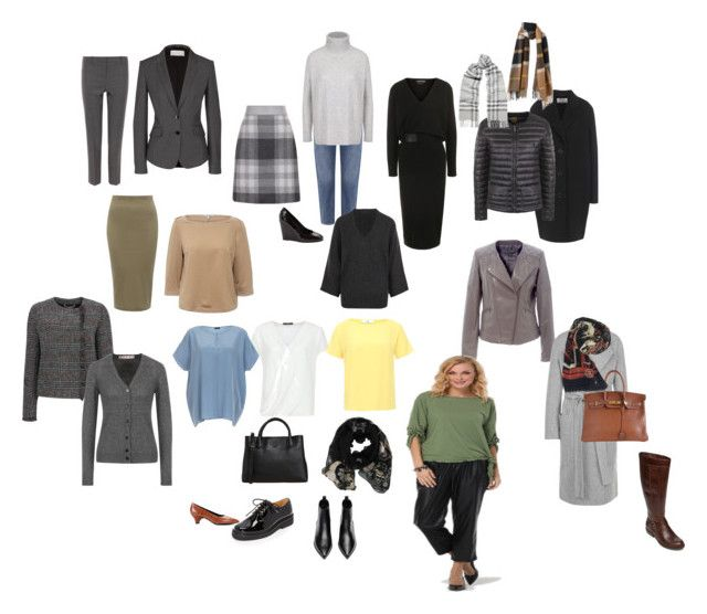 """""""My_Capsule"""" by albina-nash on Polyvore featuring Acne Studios, Citizens of Humanity, ESCADA, Tom Ford, Noisy May, Marni, A.P.C., Chanel, Kim Rogers and Hermès"""