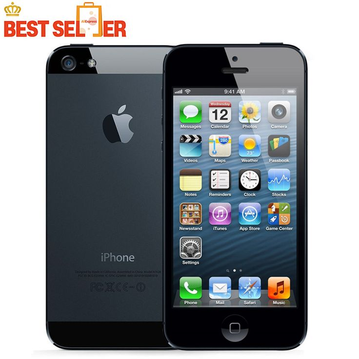 """Like and Share if you want this  Hot Top Unlocked Sale Original Apple iPhone 5 WCDMA Cell Mobile phone Dual-core 16GB 32GB 64GB ROM  4.0"""" 8MP Camera WIFI GPS IOS     Tag a friend who would love this!     FREE Shipping Worldwide     Get it here ---> https://www.techslime.com/hot-top-unlocked-sale-original-apple-iphone-5-wcdma-cell-mobile-phone-dual-core-16gb-32gb-64gb-rom-4-0-8mp-camera-wifi-gps-ios/"""