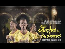 Resultado de imagen de barcelona de ecuador campeon 2016