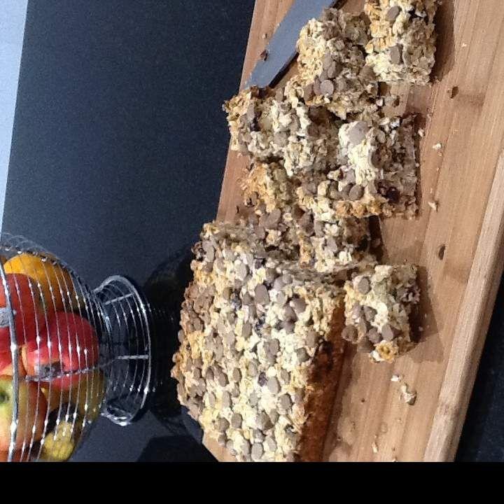 Recipe Muesli Bars by JojoMuir - Recipe of category Baking - sweet