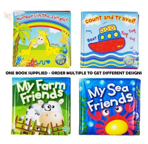 Soft Bath Book Baby Toddler Childs Bathtime Play Floating Educational Toy MTS http://www.amazon.co.uk/dp/B00DL6UH6W/ref=cm_sw_r_pi_dp_qsL6tb127NM4H