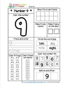 13 best Number Worksheets images on Pinterest | Business valuation ...