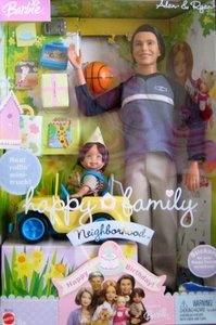 Barbie Happy Family Neighborhood Happy Birthday Alan Ryan | eBay
