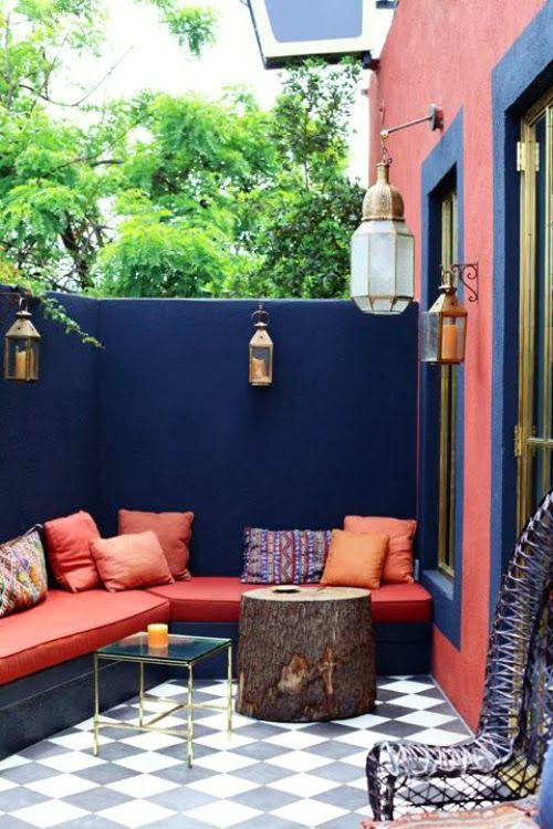 M s de 1000 ideas sobre azulejos marroqu es en pinterest - Azulejos para patio ...