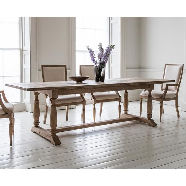 Surrey Extension Dining Table Contemporary Dining Table Dining