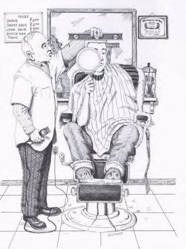 114 Best Images About Barbershop Humor On Pinterest