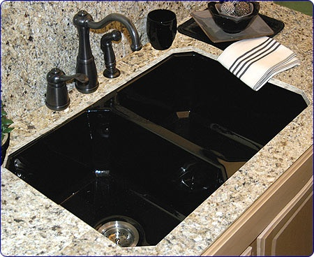 black kitchen sink undermount google search - Kitchen Sink Undermount