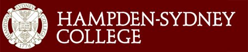 Hampden-Sydney College - a private, liberal arts college for men, founded in 1775.